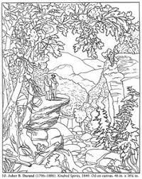 Small Picture Download Landscapes Coloring Pages Drawing Ideas for Kids