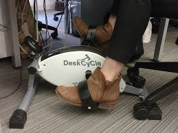 deskcycle review