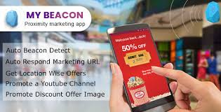 Proximity Marketing My Beacon Proximity Marketing App By Wk Deep Codecanyon