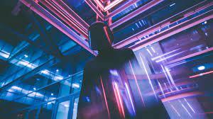 4k Desktop Wallpaper Neon
