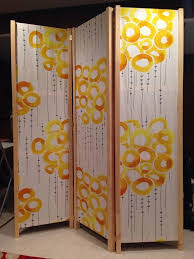Diy Room Screen Curtain Room Dividers Office