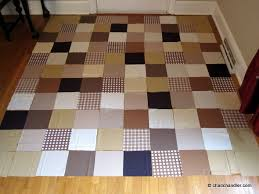 Simple and Easy Quilt idea for Beginners | Cool Crafty Ideas ... & Simple and Easy Quilt idea for Beginners Adamdwight.com