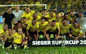 Em jogaço de bola, Borussia supera Bayern e leva primeiro título de 13/14