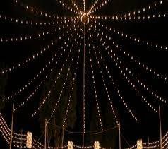outdoor string lights for summer fun edison bulbs inside poles to hang string lights