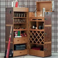 Barmöbel Aus Leder Mit Schubladen Bar Cabinet Home Bar