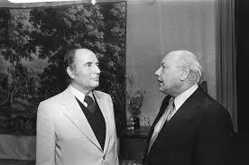 File:Premier Den Uyl (r) ontvangt Franse socialistenleider François  Mitterrand op Cat, Bestanddeelnr 928-8063.jpg - Wikipedia