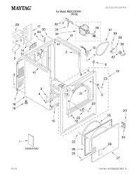 Maytag dryer parts model medc200xw0 sears partsdirect rh searspartsdirect ge dryer wiring diagram online ge