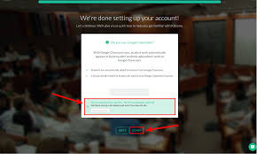 syncing kaizena google classroom kaizena if you have a lot of classes students or assignments on google classroom this can take a little while so go ahead and click done once you see this