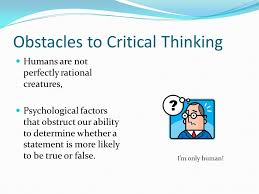 When Non Philosophers Teach  Critical Thinking    Daily Nous SlidePlayer     Procedure    Critical thinking