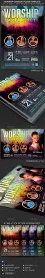 worship concert flyer template by godserv graphicriver worship concert flyer template church flyers