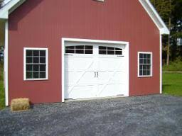 9 x 8 garage doorGarage Door Sales and Service  Barre VT