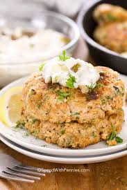 easy salmon patties spend with pennies
