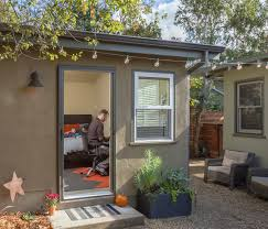 tiny backyard home office. Cost Of A One Room Office, Guest House, Laundry (that Is An Absolute Work Horse Building!) \u2013 New Avenue Tiny Backyard Home Office E