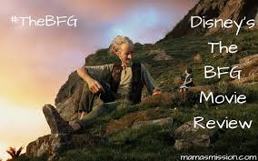 the bfg movie review a college kids perspective