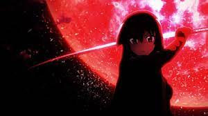 Akame Red Moon Desktop Wallpaper ...