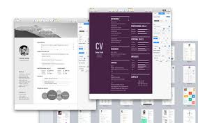 Resume Templates For Pages Mac Free Mac Resume Templates ...