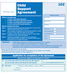 8+ Sample Child Support Agreements | Sample Templates