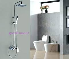shower faucet combo tub shower faucet combo excellent modern rain shower faucet set shower head with shower faucet combo