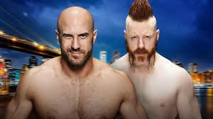 best of 7 series match 1 sheamus vs cesaro kickoff match according to wwe