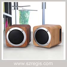 wireless office speakers. Wood Wireless Office Audio Bluetooth Mini Professional Speakers U