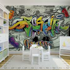 Graffiti Street Art Fotobehang Behang Bestel Nu Op Europostersbe