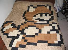 Video Game Quilt | Crafting | Pinterest | Quilt, Videos and The o'jays & Video Game Quilt Adamdwight.com