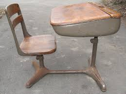vintage school desk by a past repurposed furniture accessories