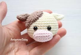 Crochet Cow Pattern Interesting Ideas