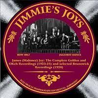 JIMMIE MALONEY JOY – Jimmie's Joys 1923-1928 | Upbeat