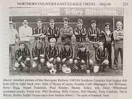"Harrogate Railway Athletic FC on Twitter: ""Harrogate Railway lose ..."