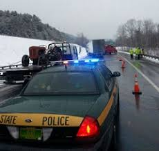Traffic Incident Management Tim Vermont State Police