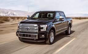 2015 Ford F-150 3.5L EcoBoost 4x4 Test | Review | Car and Driver