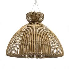Palecek lighting Woven Pendant Bahamas Hanging Pendant Palecek Palecek