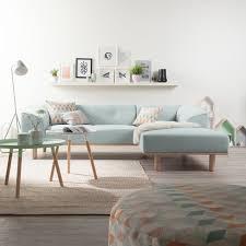 lamps living room lighting ideas dunkleblaues. Pastellig: Ecksofa In Hellblau #Wohnidee Lamps Living Room Lighting Ideas Dunkleblaues O