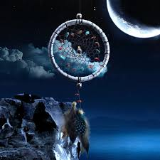 Images Of Dream Catchers Cool Full Moon DreamCatcher Lovepeaceboho