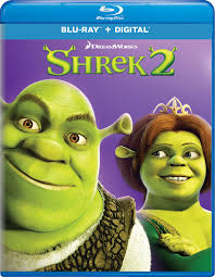 SHREK 2 - SHREK 2 (1 Blu-ray): Amazon.de: DVD & Blu-ray