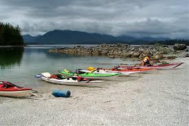 Broken Group Islands Paddling Bc Marine Trails Network