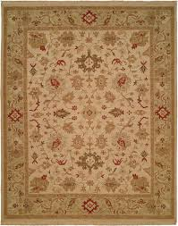 hacienda hac 46 ivory light green flat weave hand knotted 100 wool rugs on