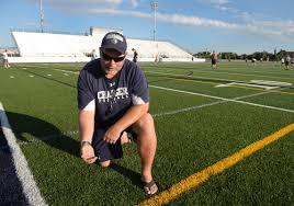 artificial football turf. Al Hartmann   The Salt Lake Tribune Corner Canyon High School Football Coach Donald Eck Likes Artificial Turf