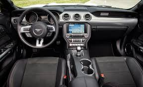2018 ford interior. brilliant interior 2018 ford mustang interior in ford interior
