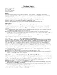 executive level resume samples top level resume samples 1
