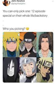 White Fang Naruto Wallpaper