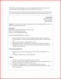 Hotel Concierge Job Description Template Resume Receptionist Pdf