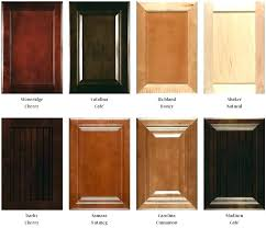 wood cabinet stain colors dark color stains for kitchen cabinets staining maple chart