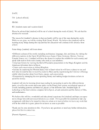 absence from school letter excuse letter for school sample excuse letter for upcoming school
