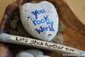 Sticks & Stones: Last Minute Valentine's Day Gift Idea