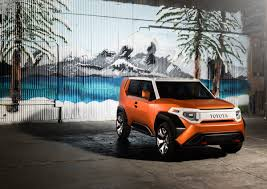 Calty Design Research Newport Beach Ca Toyotas Ft 4x Concept Is Your Millennial Casualcore Dream