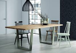 Table De Cuisine En Verre Beautiful Table A Manger En Verre Table