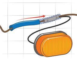 best 25 boat trailer lights ideas on pinterest trailer light Portable Trailer Lights Wiring fresh wires do wonders for your boat trailer lights 4 Pin Trailer Wiring Diagram