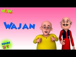 wajan motu patlu in hindi for kids cartoon latest